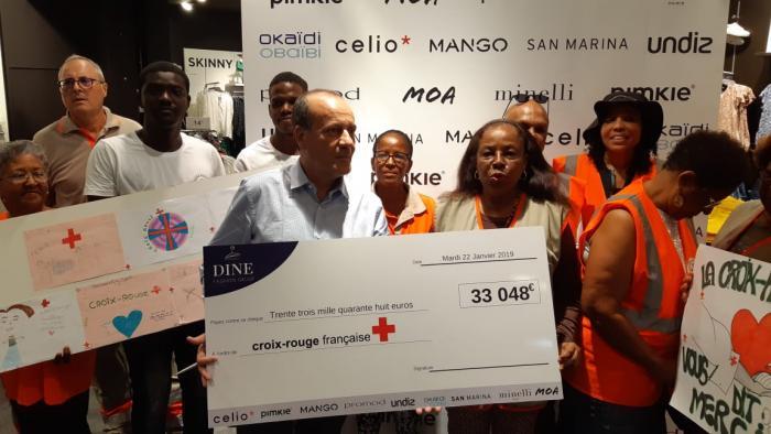 Plus de 30 000 euros récoltés pour le Croix-Rouge