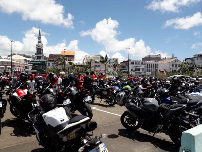Plus de 400 motards sur les routes pour appeler à plus de civisme