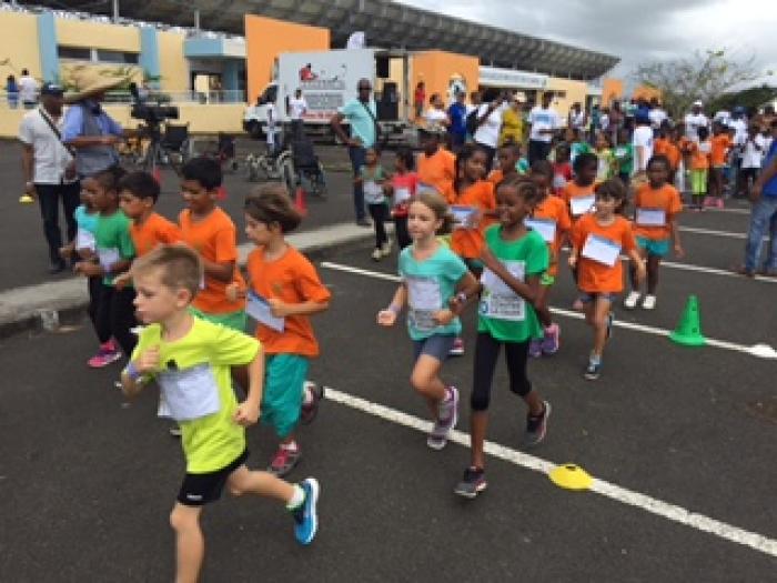 Plus de 400 participants à la Course contre la faim