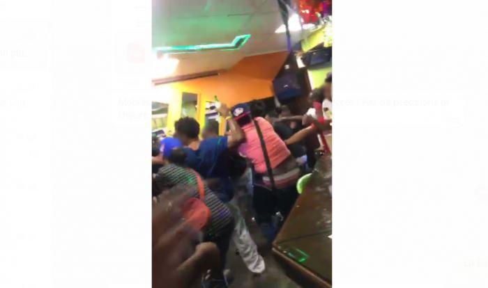 Plusieurs blessés par arme blanche dans une bagarre dans un bar au Terres Sainville