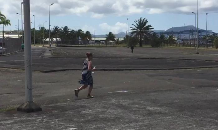 Plusieurs coureurs relèvent le défi de courir un marathon lors d'une croisière