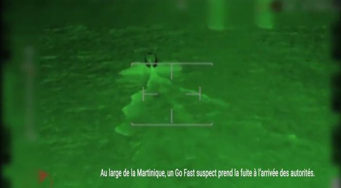 Plusieurs kilos de stupéfiants interceptés en mer. 5 personnes interpellées