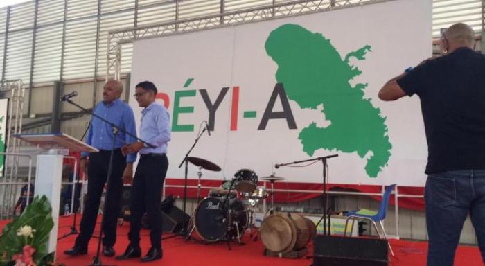 Péyi-A : Jean-Philippe Nilor et Marcelin Nadeau à la rencontre des habitants