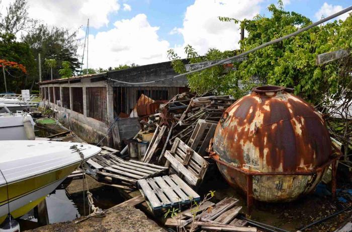 Port Cohé : la CACEM fait le point