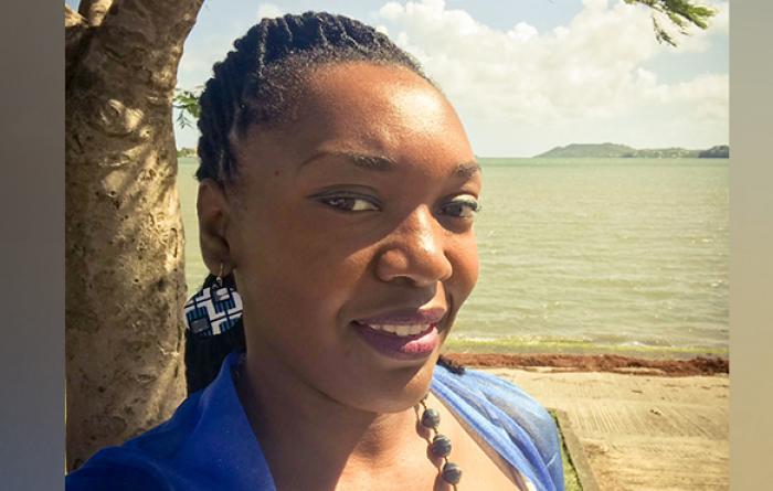 [Portrait] Christelle vit à Kinshasa #lesantillaisdanslemonde