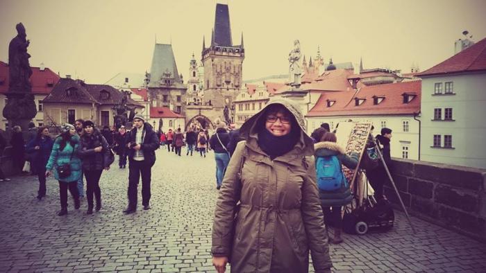 [Portrait] Stéphanie Théodose, vit en République Tchèque #lesantillaisdanslemonde