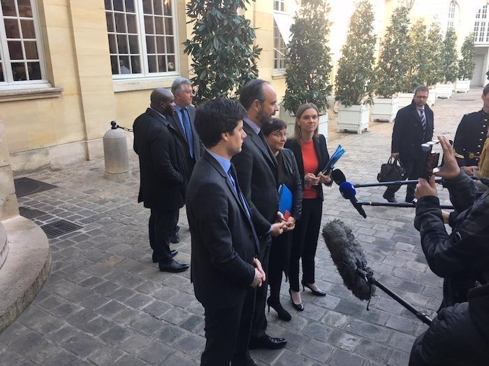 Premier comité interministériel après les Assises des Outre-mer