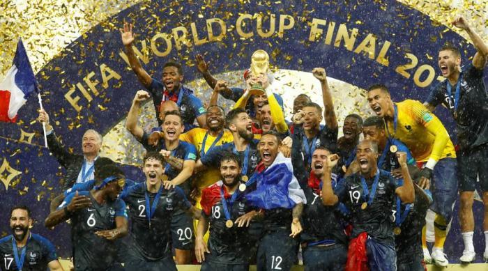 Première liste post coupe du monde pour Didier Deschamps