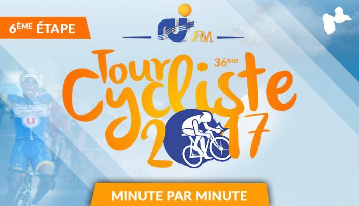 Première victoire Guadeloupéenne sur le Tour : Adrien Alidor s'impose à Sainte-Anne !