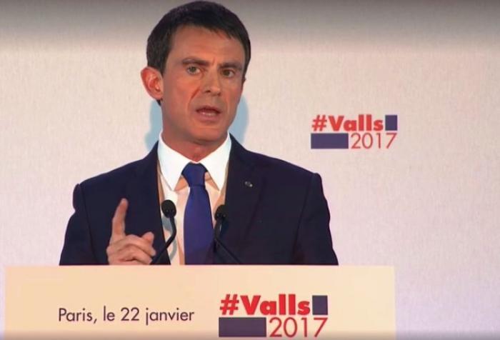 Primaire de la gauche : Valls en tête du premier tour en Guadeloupe