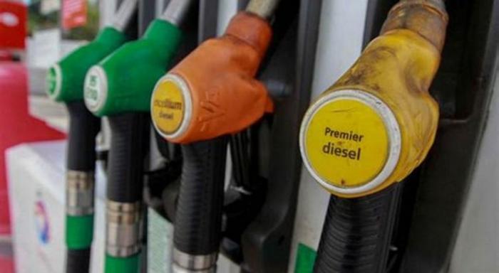 Prix des carburants en baisse au 1er janvier