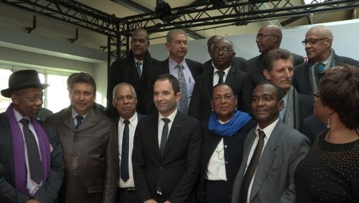 Présidentielle 2017 : Benoît Hamon veut donner aux Outre-mer davantage de respiration