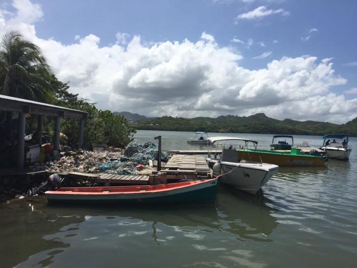 Projet d'aide à la construction de bateaux de pêche