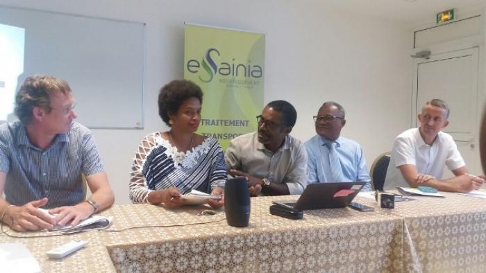Projet Essainia : collecter les fosses septiques pour sauver l'écologie