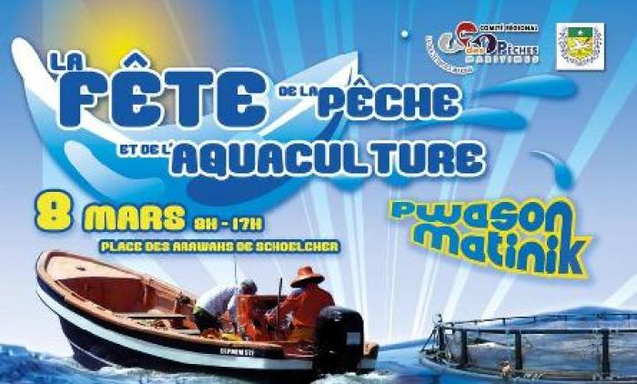 """"""" Pwason Matinik """" : Fête de la pêchet et de l'aquaculture"""
