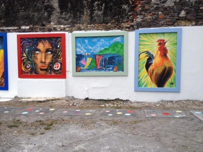Quand le street art s'invite dans nos rues ...