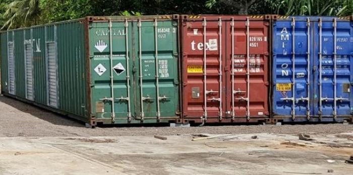 Quarante-huit kilos de cocaïne découverts dans un container