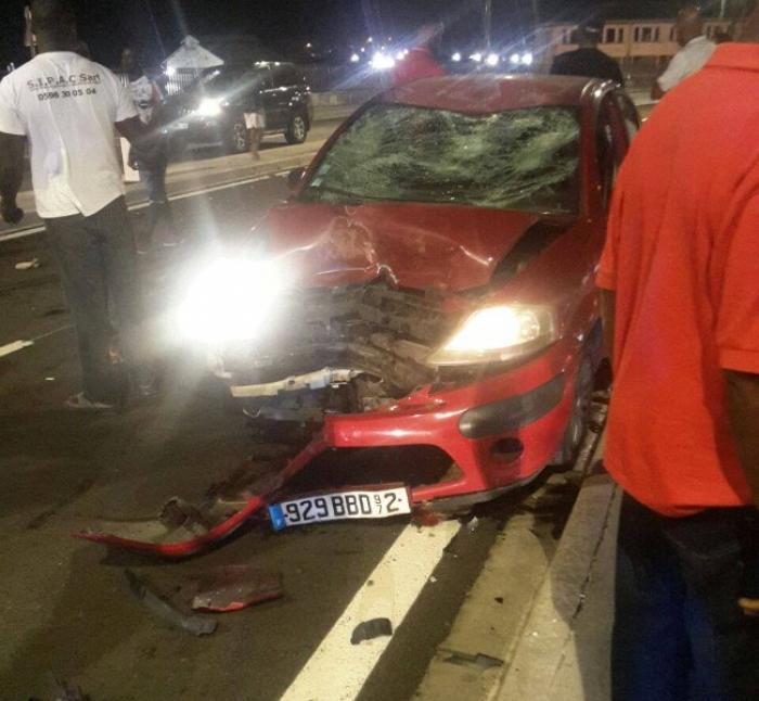 Quatre blessés dans un accident à Sainte-Thérèse