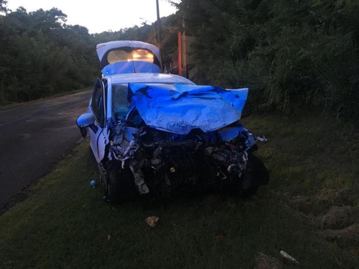 Quatre blessés graves et au moins cinq accidents cette nuit