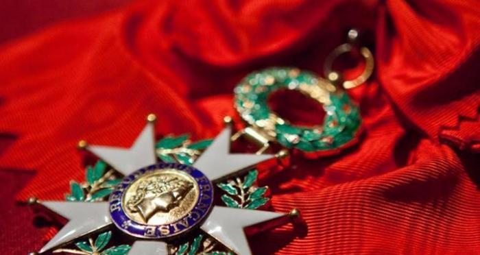 Quatre Martiniquais distingués de la légion d'honneur 2019