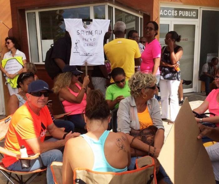 Quatrième jour de grève au collège Maurice Satineau