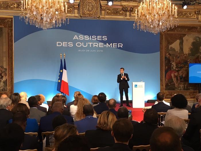 Quel programme pour Emmanuel Macron aux Antilles ?
