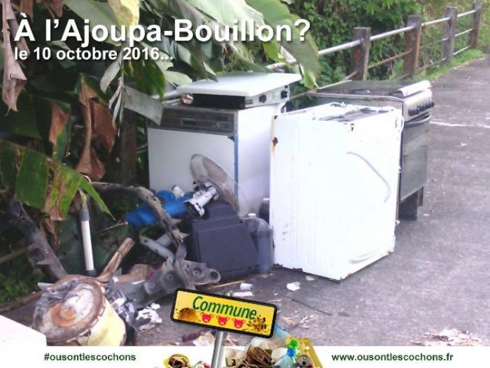 """""""Quelle est la commune la plus sale de Martinique ?"""""""