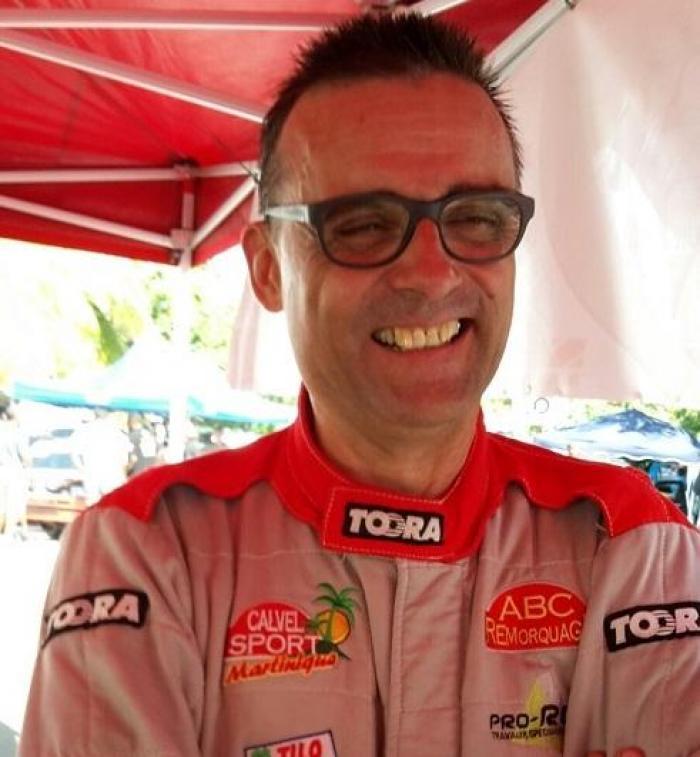 Rallye automobile : Pascal Calvel remporte la 1ère course de la saison