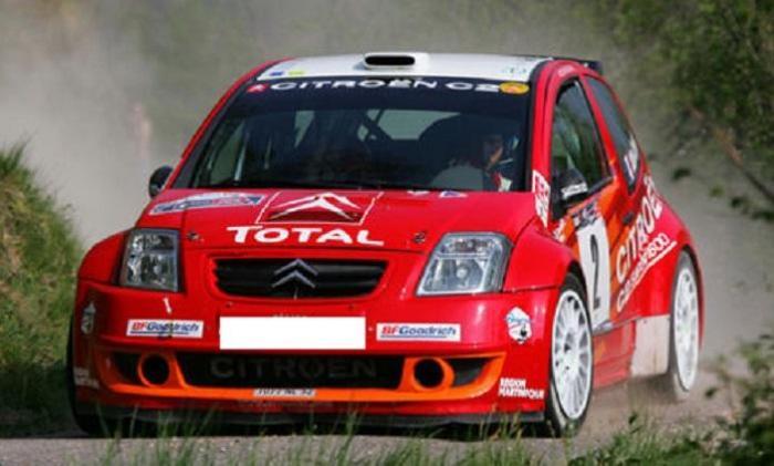Rallye automobile : Steven Orosma remporte l'avant dernière course de la saison