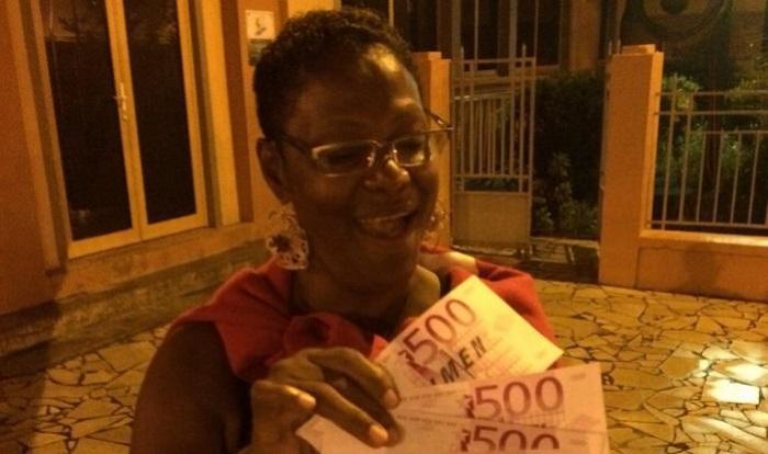 RCI Cash : Marie-Claude Sainte-Rose gagne 2000 euros !