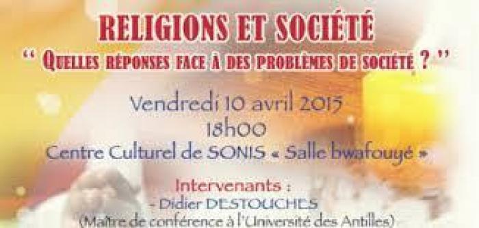 Religion et Société : une réflexion humaniste