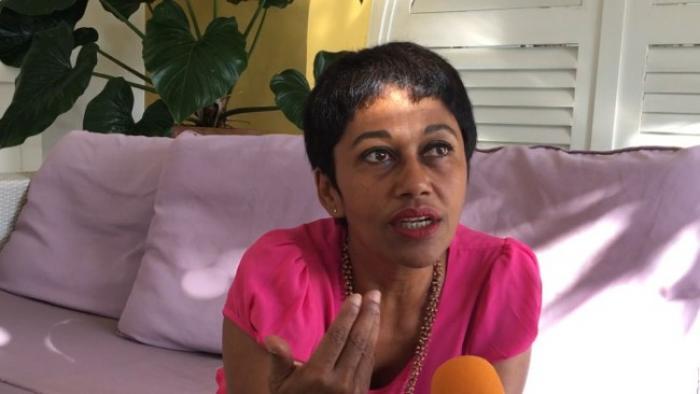 Rencontre avec la ministre des Outre-mer Ericka Bareigts