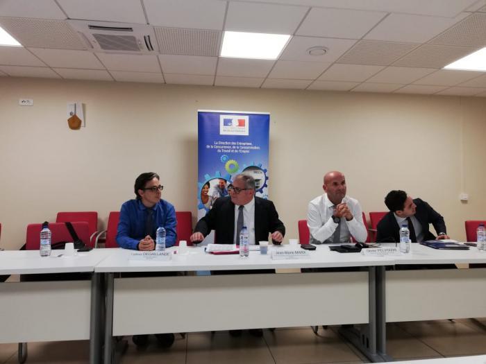 Renforcer la formation et le principe d'inclusion pour booster l'emploi en Guadeloupe