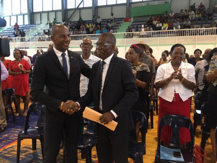 René Vatenar est le nouveau maire de Sainte-Marie