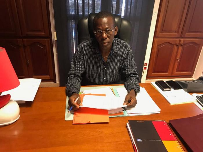René Vaténar, le maire de Sainte-Marie, démissionne