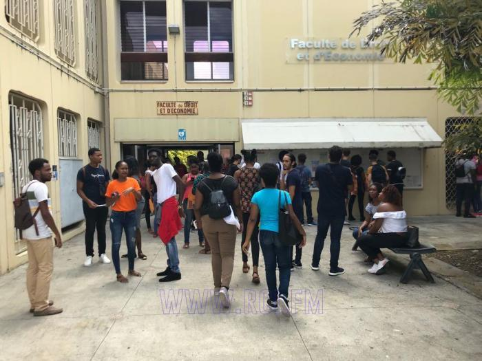 Rentrée universitaire : 2200 étudiants inscrits en Martinique