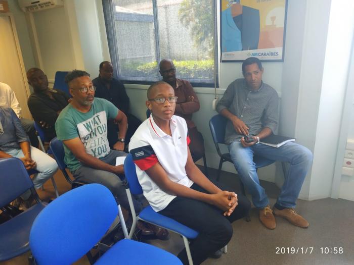Repérés en Martinique, deux jeunes footballeurs seront mis à l'essai par l'Olympique de Marseille