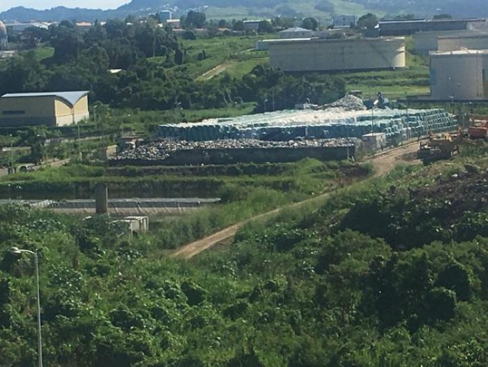Reprise de la collecte et de la livraison des ordures ménagères en Martinique