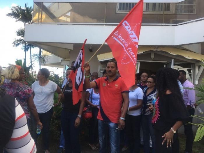 Reprise du travail pour les salariés de la société HLM Ozanam