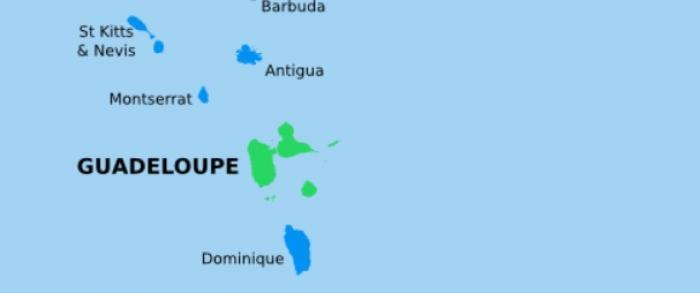 Retour au vert pour la Guadeloupe