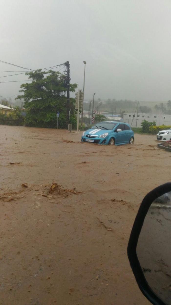 Rivière Pilote: les habitants du bourg invités à évacuer