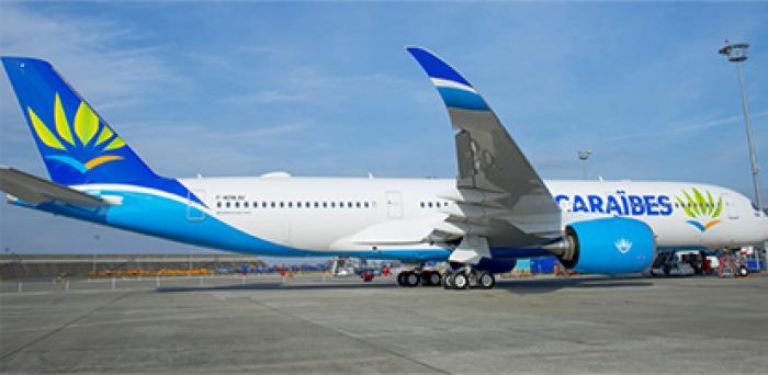 Réaction d'Air Caraibes au lendemain de la directive d'urgence de l'AESA