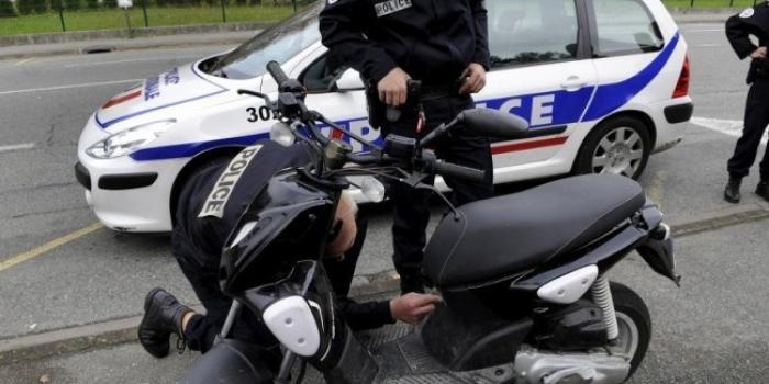Récidiviste sur un scooter volé, il repart libre