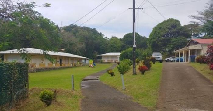 Réouverture de l'école les Jacquiers à Sainte Marie