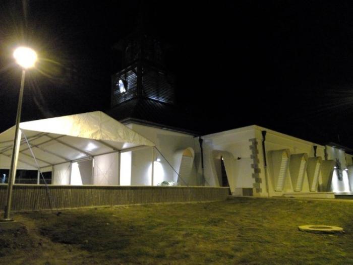 """Réouverture de l'église """"Sainte-Lucie"""" à Sainte-Luce"""