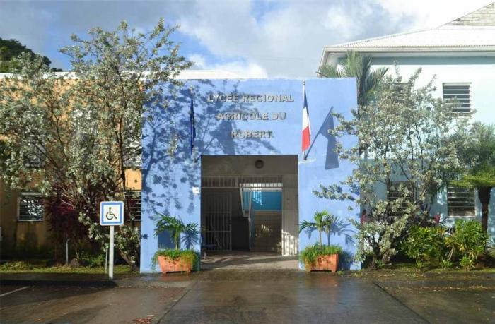 Réouverture du lycée agricole du Robert, ce jeudi