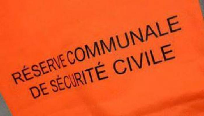 Réserve communale de la Sécurité Civile: recrutement de bénévoles