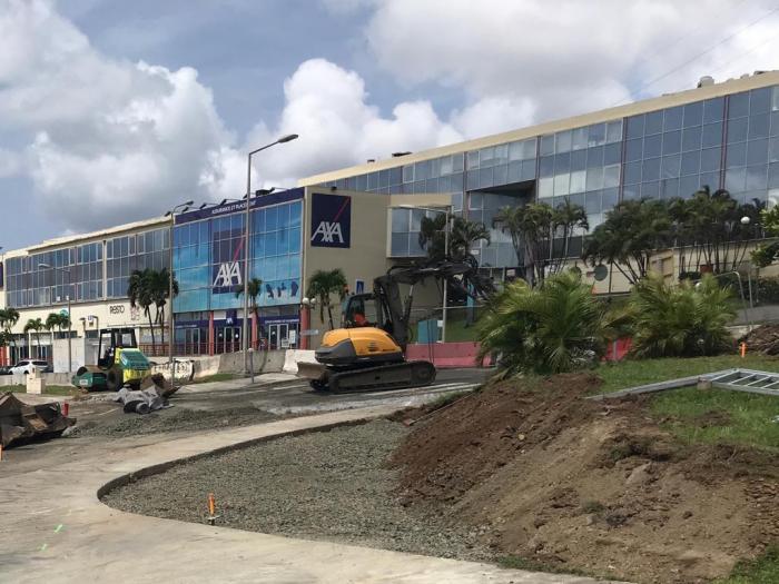 RN9: les investigations se poursuivent au centre d'affaires de la Valmenière