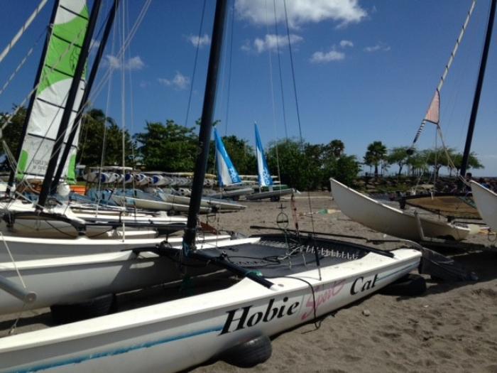 Route du Rhum 2018 : 27 élèves Martiniquais en route pour la Guadeloupe !