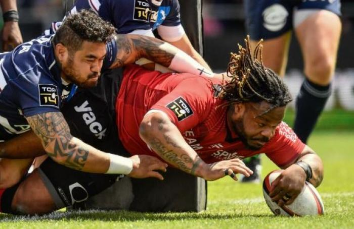 Rugby : Mathieu Bastareaud va s'engager avec le Rugby United de New-York